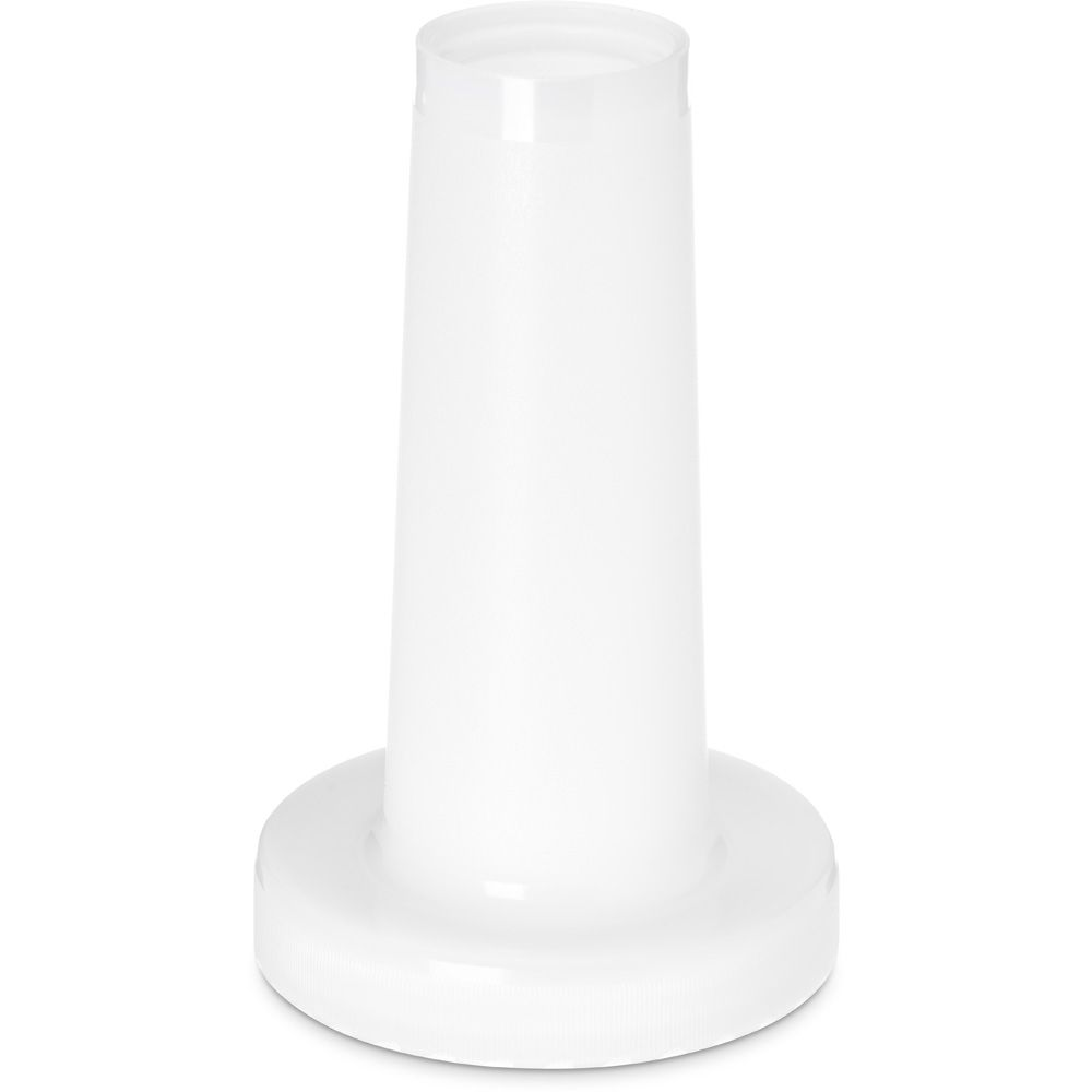 Carlisle® PS20302 Stor N' Pour White Neck for Pourer