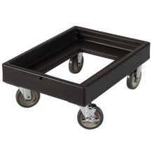 Cambro® CD300110 Camdollies Black 300 Lb. Dolly for Camcarriers