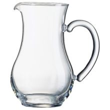 Arcoroc 59319 16.75 Oz. Pitcher with Pour Lip - 6 / CS