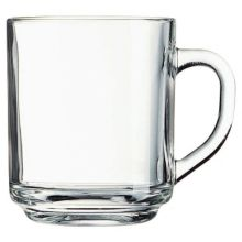 Arcoroc 61875 8.5 Oz. Stacking Mug - 36 / CS