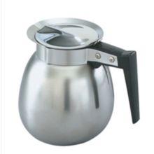 Vollrath® 46570 Mirror Finish S/S Plain 2 Quart Coffee Decanter