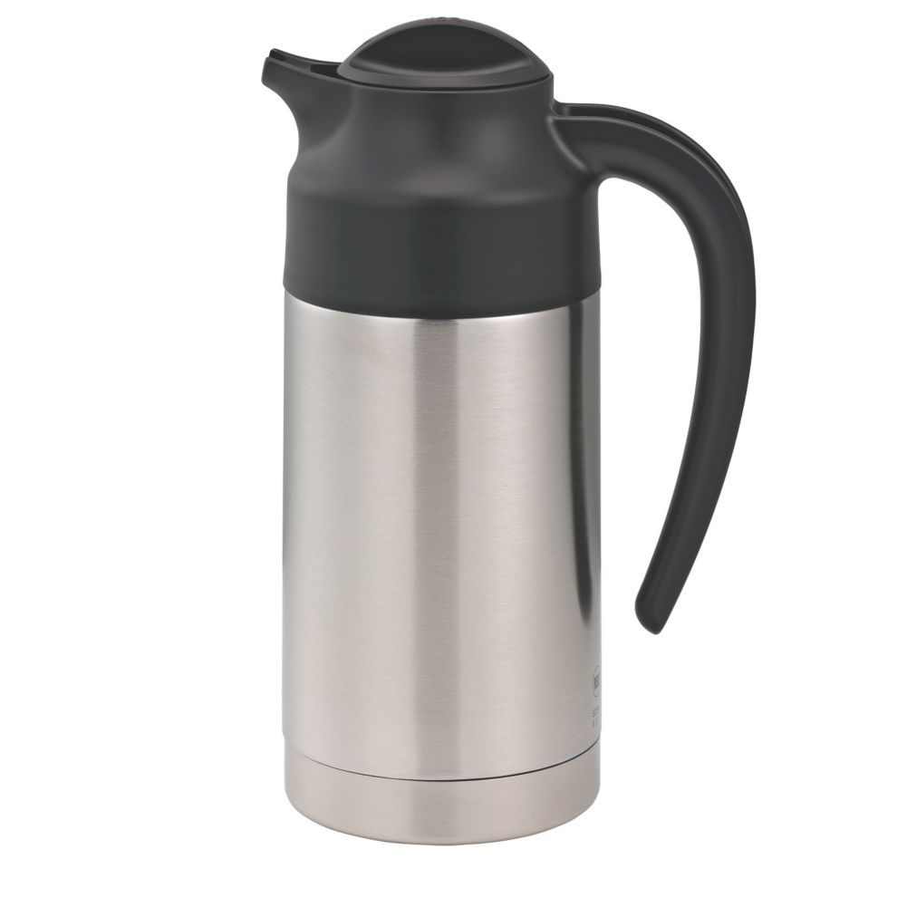 Service Ideas S2SN70 Steelvac™ 0.7 Liter Server without Base