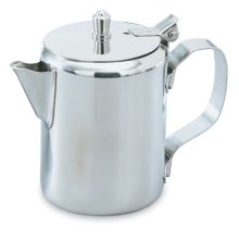 Vollrath® 46516 Stainless Steel 10 Ounce Creamer with Lid