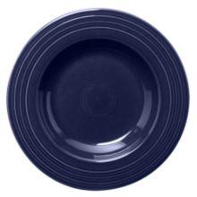 Homer Laughlin 462105 Fiesta Cobalt Blue 21 oz Pasta Bowl - 12 / CS