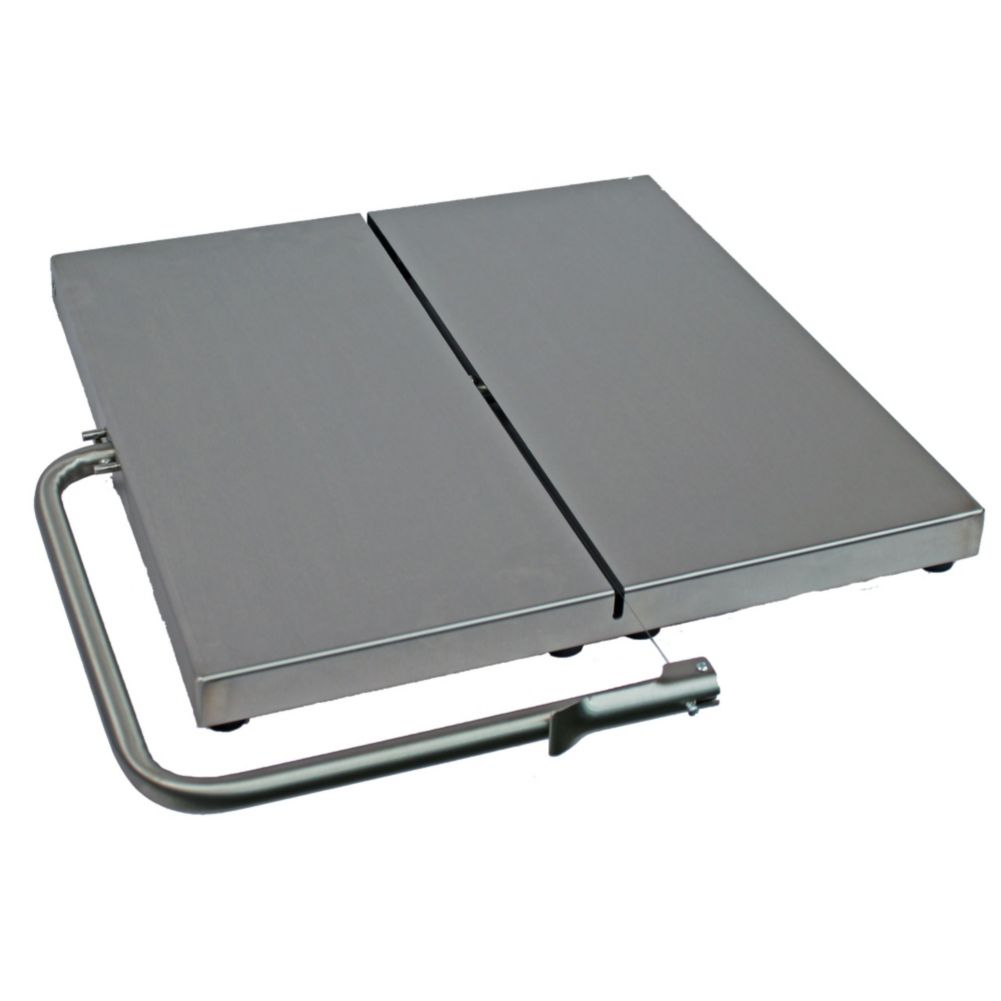 "Heat Seal CC20 Stainless Steel 20"" Cheese Cutter"
