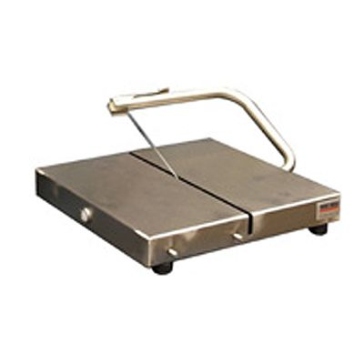 "Heat Seal CC12 Stainless Steel 12"" Cheese Cutter"