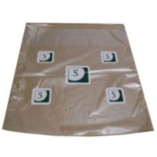 Pak-Sher® 5874 Small Portion Control Bag With Green 5 - 2000 / CS