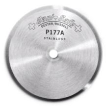 "Dexter Russell P17 4"" Blade for P177A Sani-Safe® Pizza Cutter"