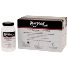 Bar Maid DIS-201 Quaternary Sanitizer Tablet - 6 / CS