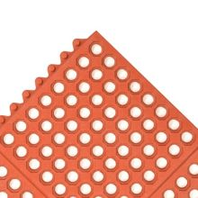 Notrax 993-436 Ultra Mat® 3' x 3' Red Floor Mat