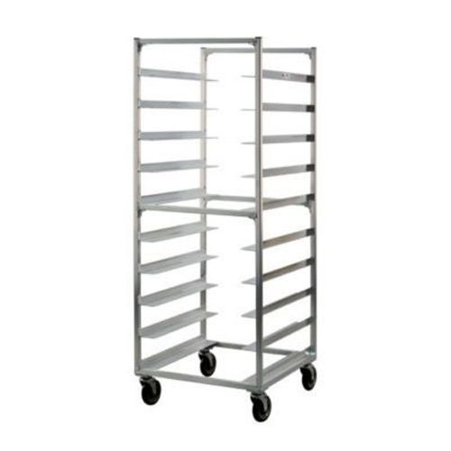 New Age 95048 Aluminum Oval Tray Rack For 23 1 2 X 29 Trays Wasserstrom