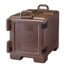 Cambro UPC300131 Dark Brown Front Load Full Size Ultra Pan Carriers