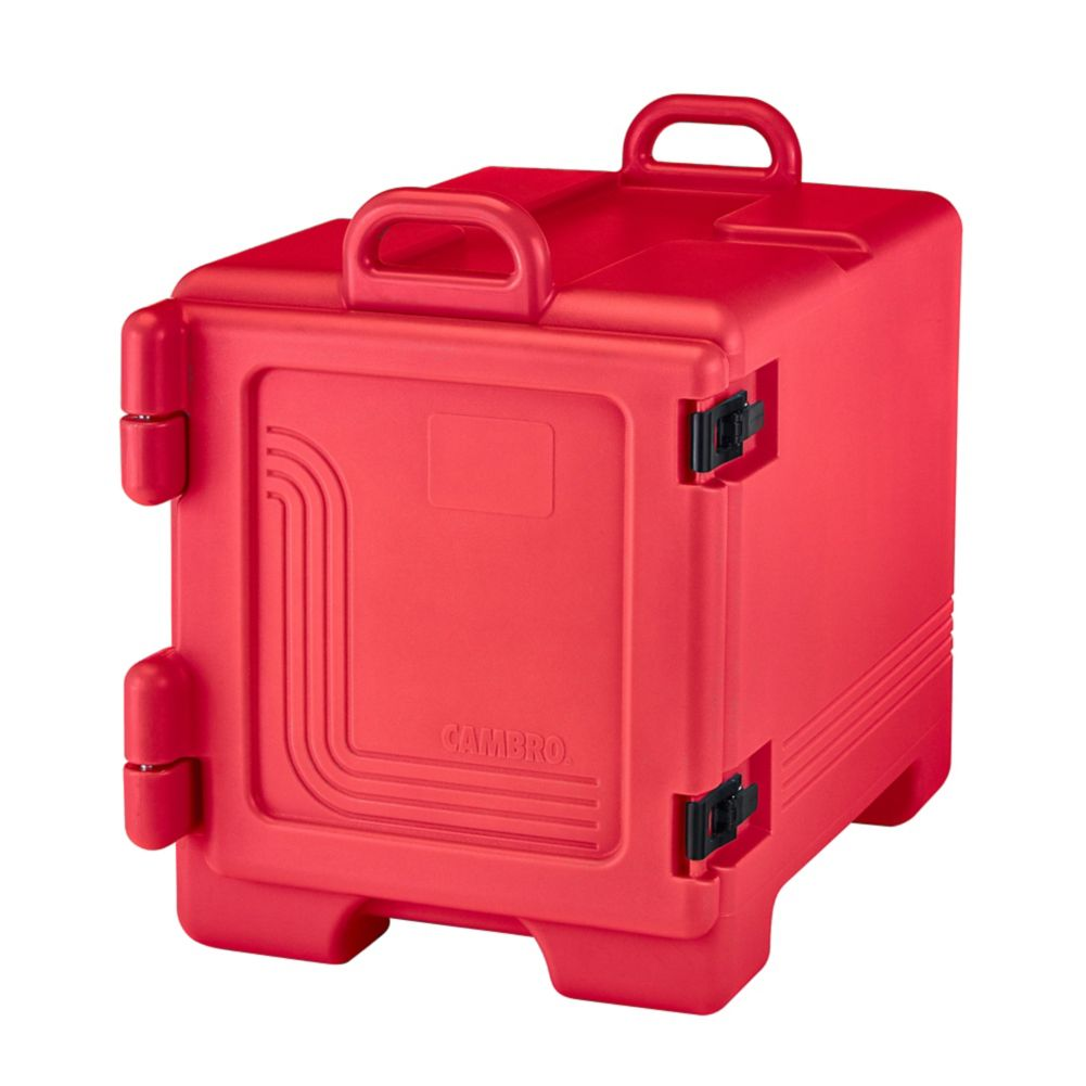 Cambro UPC300158 Hot Red Front Load Full Size Ultra Pan Carriers®