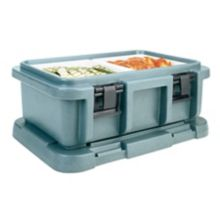 "Cambro UPC160401 Slate Blue Ultra Pan Carrier® for 6"" Deep Pans"
