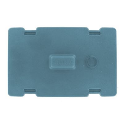 Cambro 632211 Replacement Slate Blue Lid for 2.5 Gal. Camtainers®