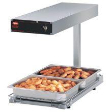 Hatco® GRFFBL Glo-Ray® 870 Watt Portable Food Warmer