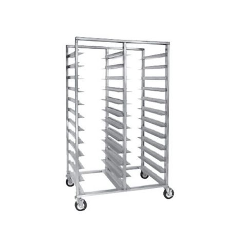 Cres Cor 2213 1824b Channel Slide Double Tray Rack Wasserstrom