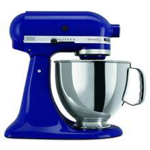 KitchenAid® KSM150PSBU Artisan® Series 5 Qt. Stand Mixer