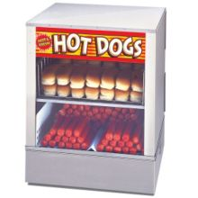 "APW Wyott DS-1AP Self Service ""Mr. Frank"" Hot Dog Steamer"