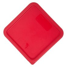 Carlisle 1074105 Red Lid for 6/8 Qt. StorPlus Food Storage Container