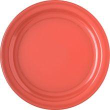 Carlisle® 4350052 Dallas Ware Sunset Orange Dinner Plate - 48 / CS