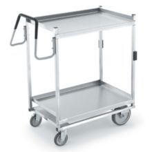 Vollrath® 97207 Standard 2-Shelf Heavy Duty S/S Cart