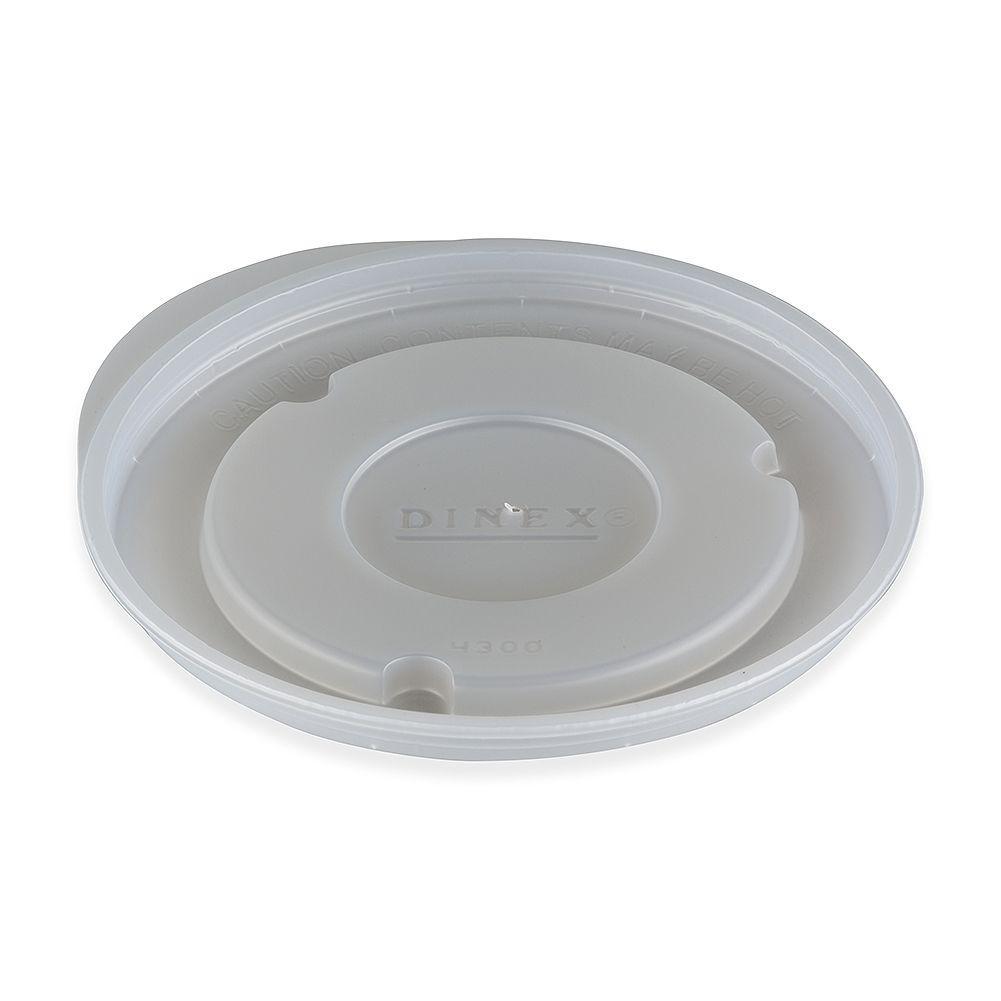 Dinex DX43008714 Lid for Heritage Collection 4300 Bowl - 1000 / CS