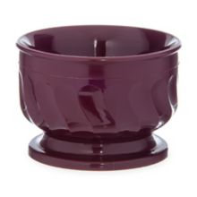 Dinex® DX320061 Turnbury Cranberry 5 Oz. Insulated Bowl - 48 / CS