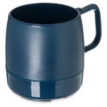 Dinex DX119750 Classic Midnight Blue 8 Oz. Insulated Mug - 48 / CS