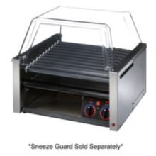Star® 30SCBBC Grill-Max® Roller Grill with Clear Drawer