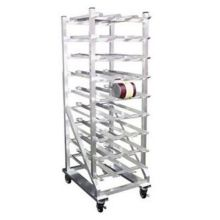 Kelmax 4H1582 Mobile Can Rack For # 10 Cans