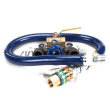 """Pitco® B8003106 48"""" Long Gas Connector Hose With 1"""" Connection"""
