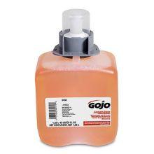 Gojo® 516203 1250 mL Foam Antibacterial Hand Wash Refill - 3 / CS