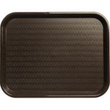 Carlisle® CT141869 Chocolate Cafe® Standard Tray