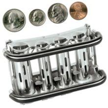 Advantus MCG10 Coin Changer with Bumper