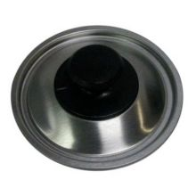 """Custom S/S 6"""" Replacement Lid For Cookware 283694/12655"""