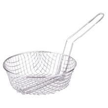 "Adcraft® CB-10C 10"" Coarse Mesh Culinary Basket"
