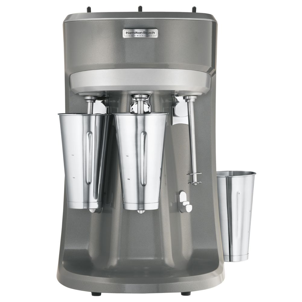 Hamilton Beach Commercial HMD400 3-Speed Drink Mixer with 3 S/S Cups