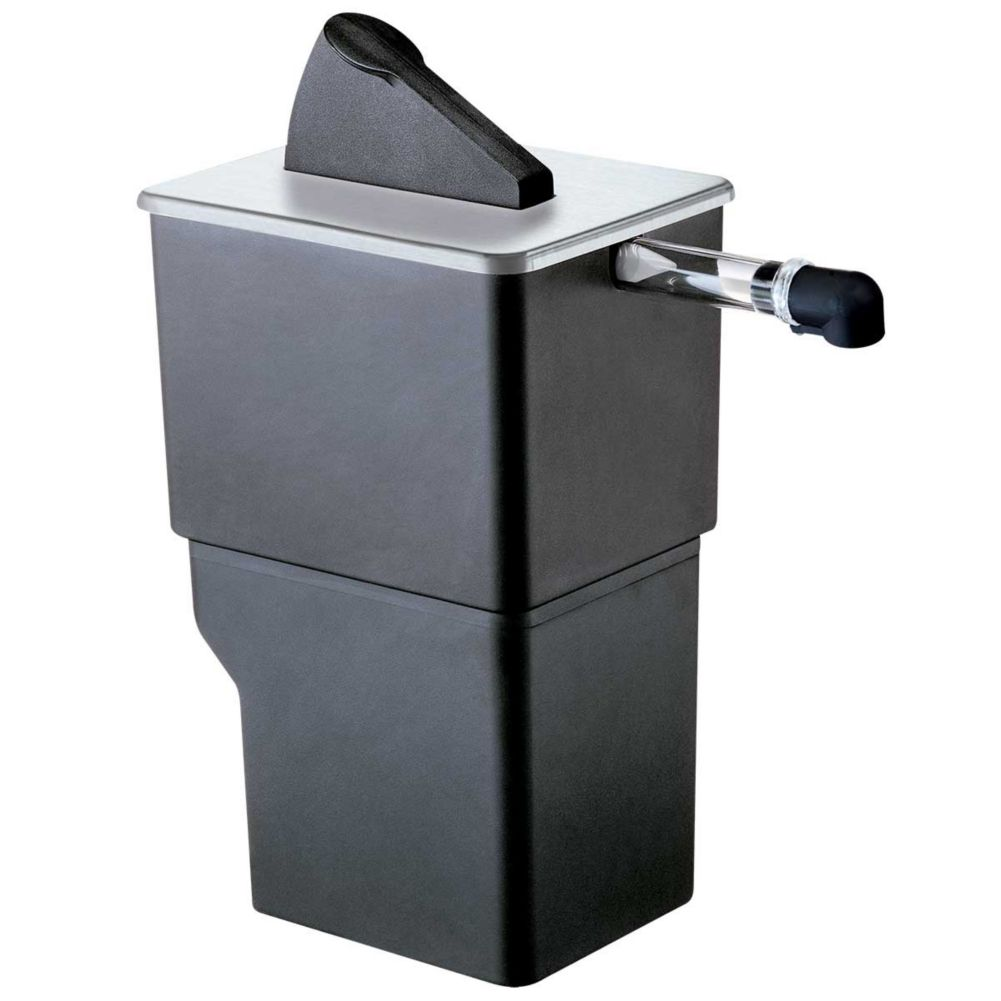 Server Products 7000 Black Rectangular 1 oz Express Condiment Pump