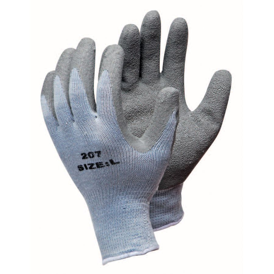 RefrigiWear® 207R LARGE ErgoGrip Large Coated Gloves - Pair