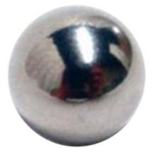 """Server Products 6022 S/S 1/2"""" Check Ball For Pump"""