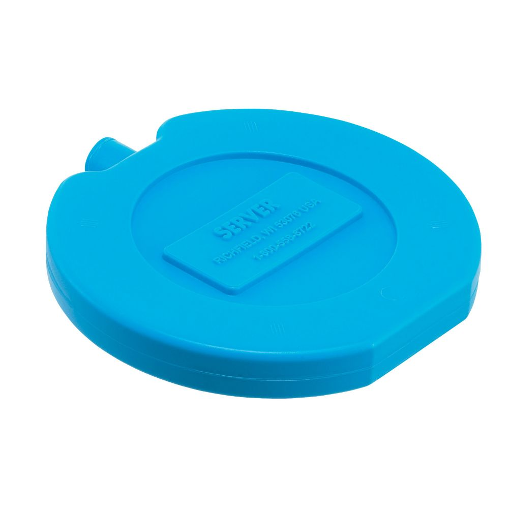 Server Products 94013 Round Blue Eutectic Ice Pack