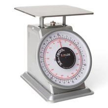 Taylor® Precision THD32 HD S/S Oval 32 Oz. x 1/8 Oz. Portion Scale