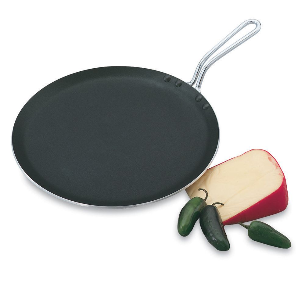 "Vollrath® 68530 Wear-Ever Aluminum Non-Stick 12"" Griddle"