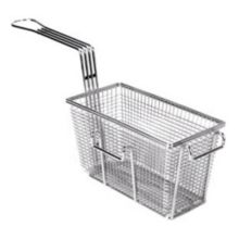 FMP® 225-1019 Standard Fryer Basket With Right Front Hook