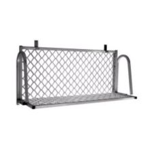 """New Age 120W Aluminum Wall Mount 36 x 15"""" Boat Rack with Hardware"""