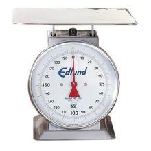 Edlund HD-200 Heavy Duty S/S Mechanical 200 lb Receiving Scale
