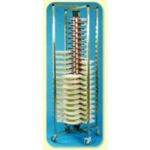Plate-Mate PM84-135 Collapsible Plate-Mate® Catering Plate Rack