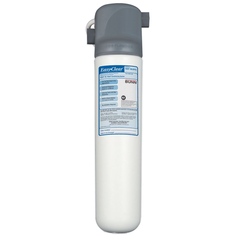 BUNN® 39000.0001 Easy Clear® EQHP-10L Water Filter System