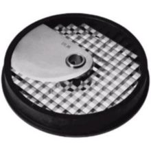 """Piper W14-5 9/16"""" Cut Size Cubing Disc For GFP500 Vegetable Cutter"""